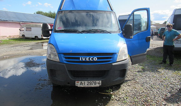 Iveco Daily 35С12, 2009