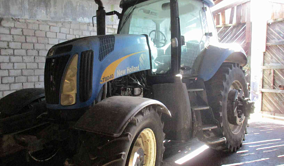 New Holland Т8040, 2008