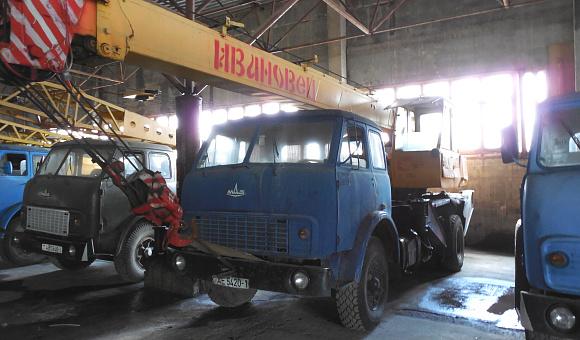 514bf878f29d Купить Автокран МАЗ 5337, 2008 г.в., установка КС-45729 А-4-(02Н ...