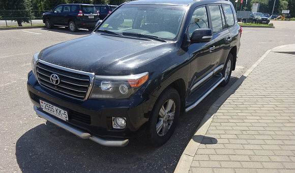 Toyota Land Cruiser 200, 2014