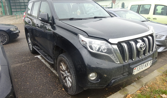 Toyota Land Cruiser LC 150, 2014