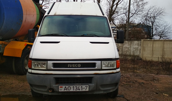 Iveco Daily 35S10, 2003