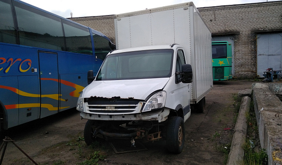 Iveco Daily 35С15, 2008