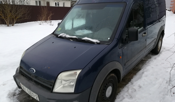 Ford Transit Connect T220L, 2003