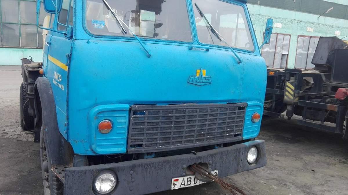 37cffe30bc06 Купить Автокран КС 3577-4-1 на базе шасси МАЗ 5334, 1991   Конфискат ...