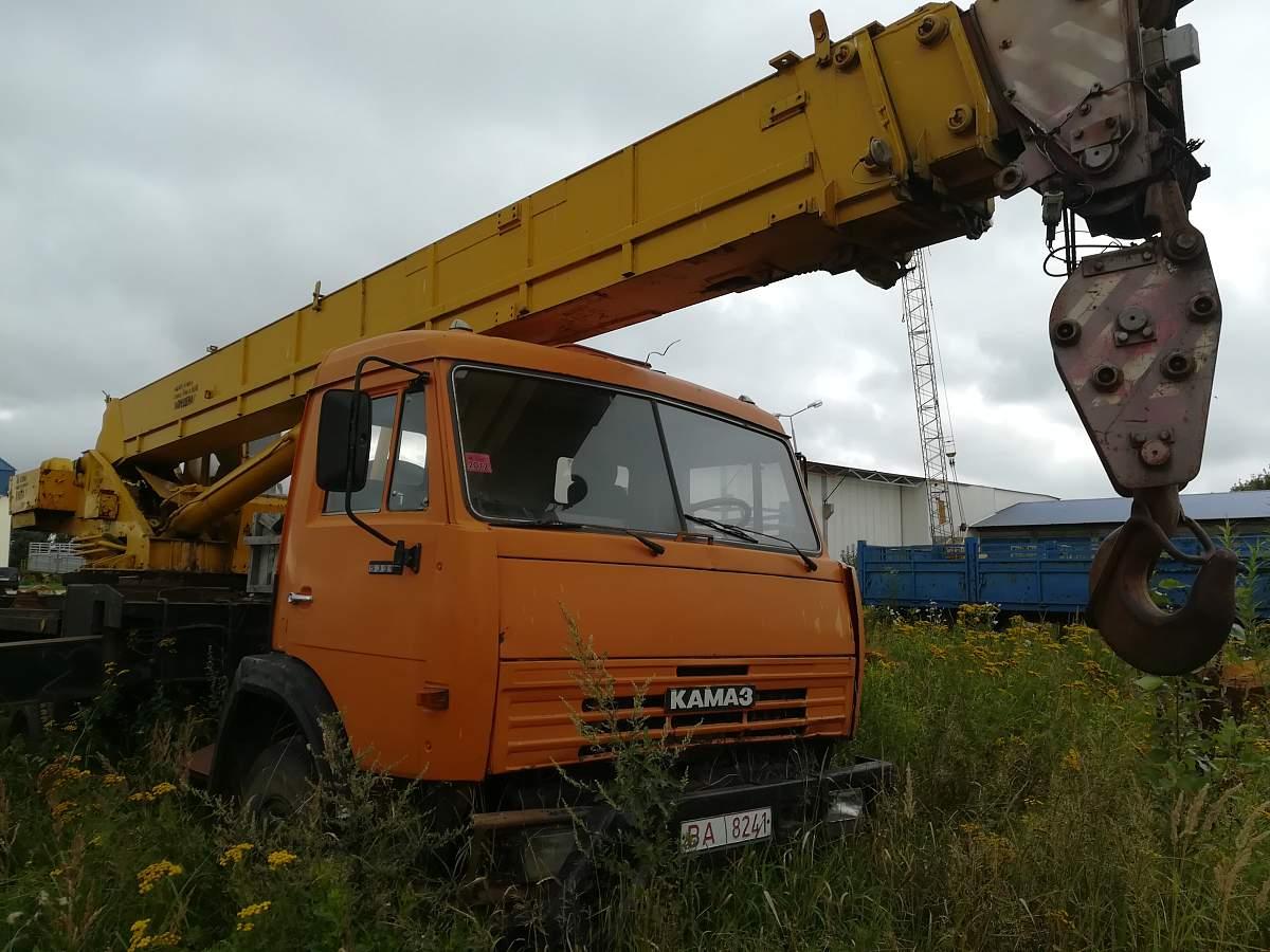 80b38000af1e Купить Автокран КС 45717 К-1, 2004   Конфискат в г. Витебск