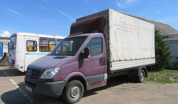 Mercedes-Benz Sprinter 315, 2008